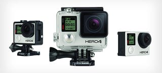 Illustration for article titled Huge GoPro Hero4 Leak Reveals Silver and Black Edition Features