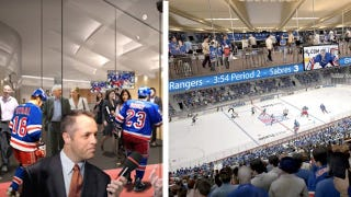 Illustration for article titled Redesigned Madison Square Garden Will Let Bankers Leer At Jocks Through Glass