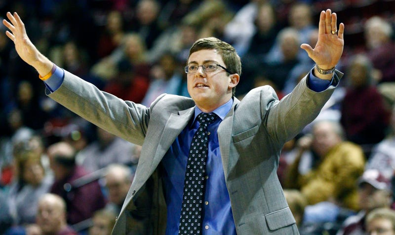 Illustration for article titled Tyler Summitt Resigns As Louisiana Tech Women's Hoops Coach After Inappropriate Relationship
