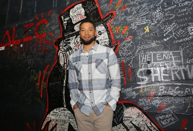Jussie Smollett attends Espolòn Celebrates Day of the Dead at Academy Nightclub on Nov. 1, 2018, in Hollywood, Calif.