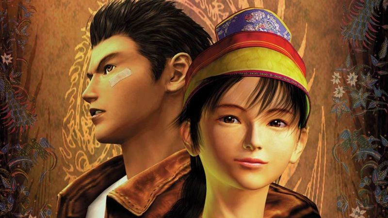 Shenmue III won't be coming out until the second half of 2018
