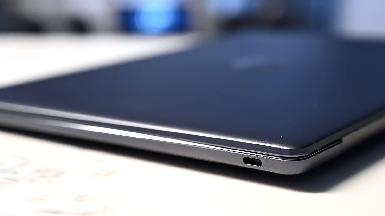 Resultado de imagen para El nuevo portátil de Huawei supera al MacBook Air en casi todo, empezando por el precio