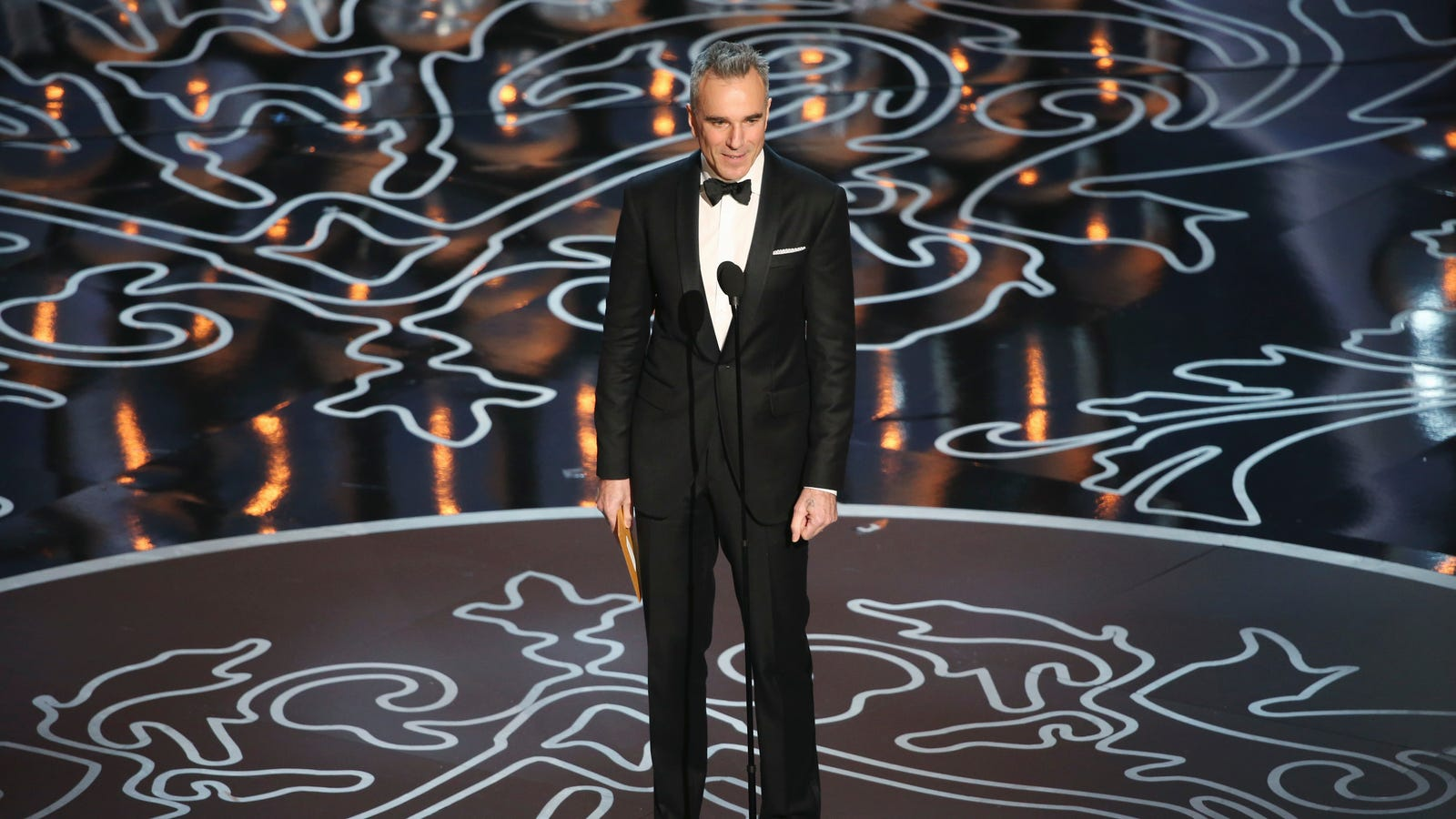 Daniel Day-Lewis was apparently obsessed with Naked And Afraid
