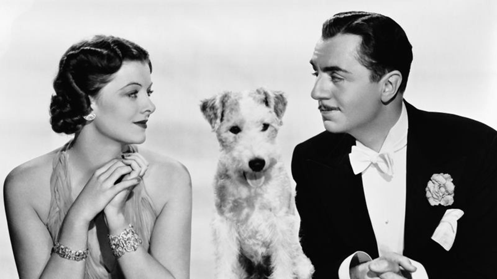 In most of the Thin Man films, Nick and Nora look like cinema\'s ...