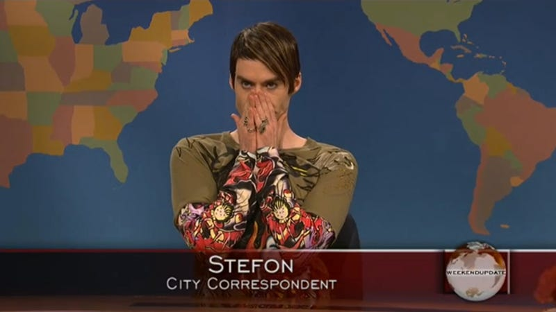 Illustration for article titled R.I.P. Stefon: Bill Hader Is Leaving Saturday Night Live