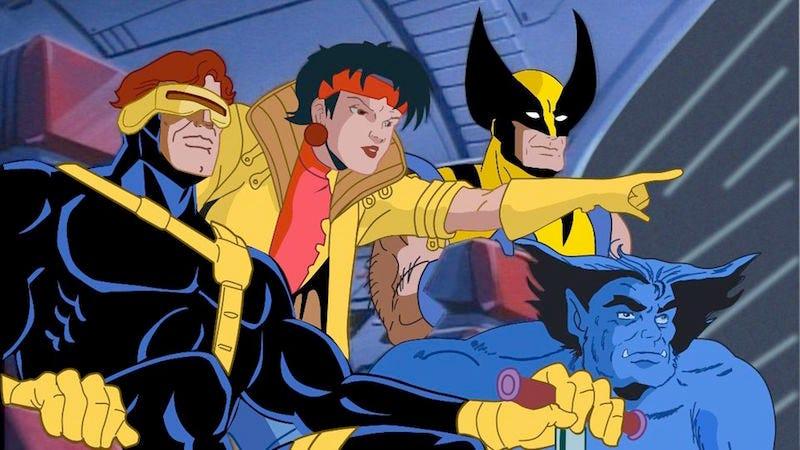 Image: The 90s X-Men Cartoon, Fox Kids/Marvel/Disney