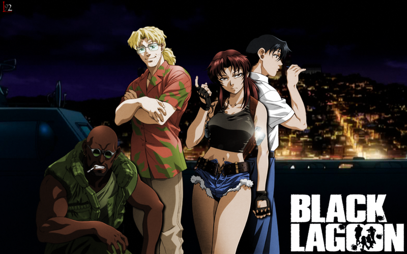 Illustration for article titled Shade's Review of: Black Lagoon