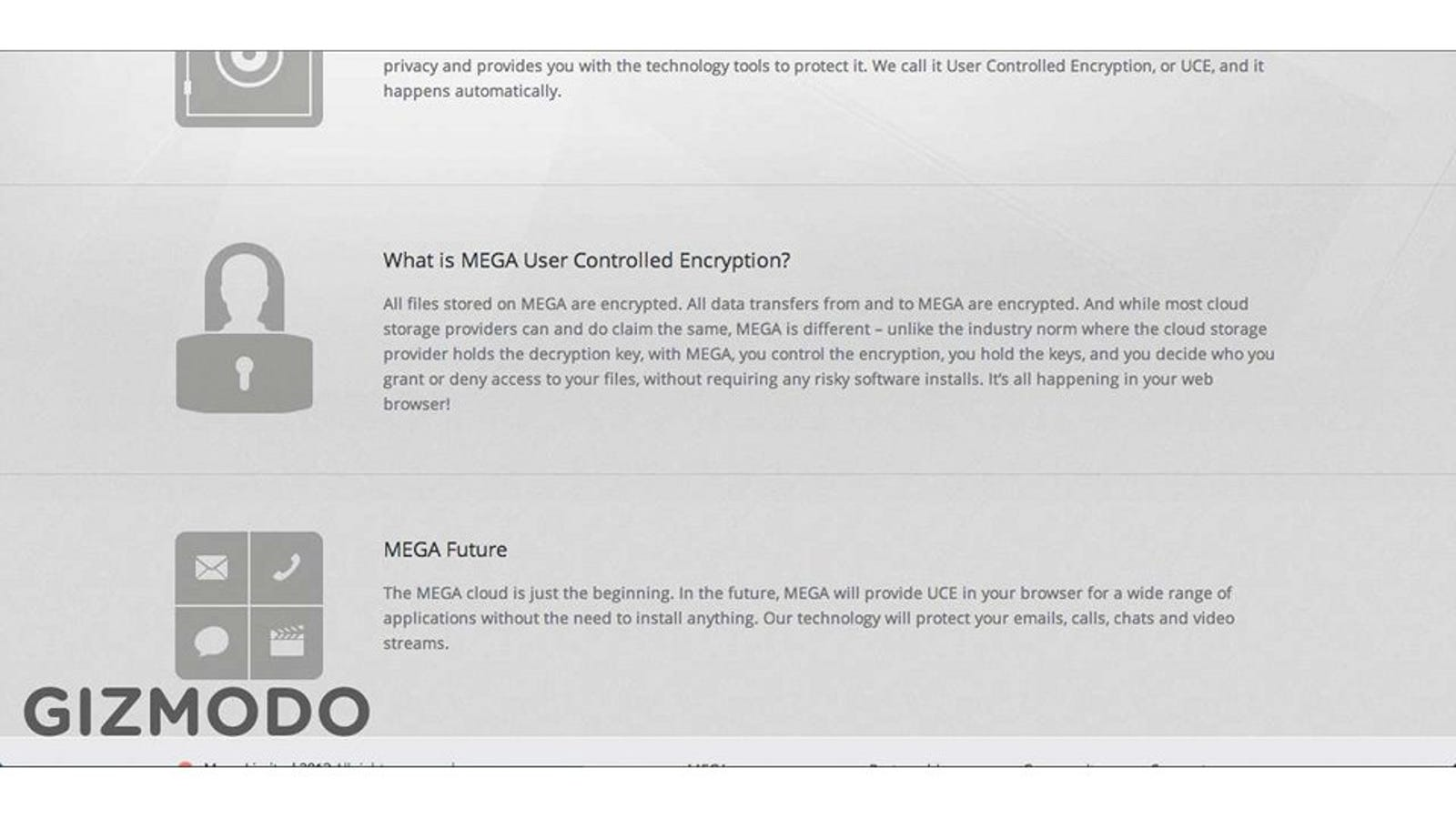 Mega's Clever Encryption Will Protect You, But Mostly Kim Dotcom