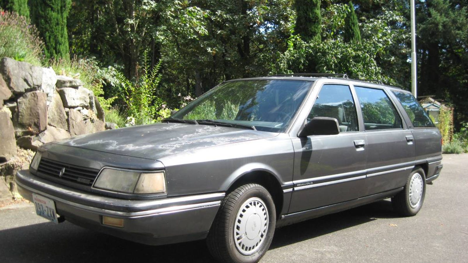 At $1,500, Could This 1988 Renault Medallion Wagon be Your ...