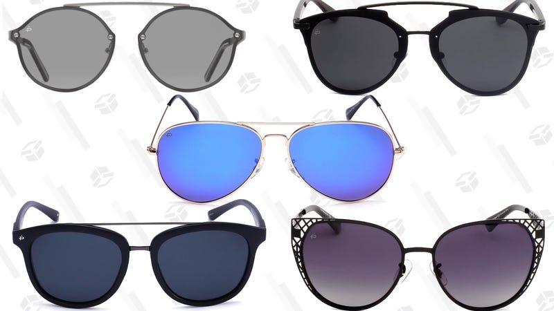2 Pairs of Select Sunglasses | $45 | Privé Revaux | Promo code GIZMEDIA25