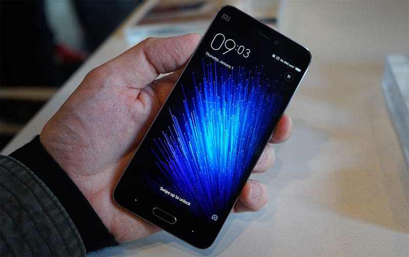 Illustration for article titled Xiaomi Mi 5: Great Specs, Awesome Display, Cheap. Too Bad You Can't Buy It