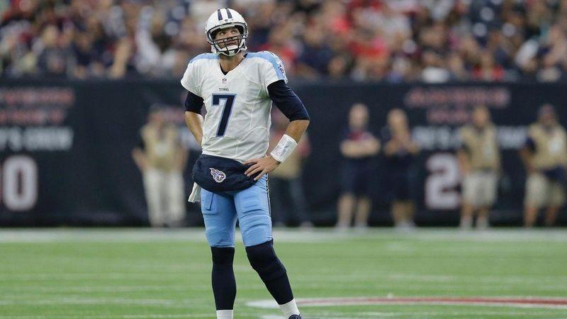 Tennessee Titans quarterback Zach Mettenberger (Photo: Tennessee Titans)