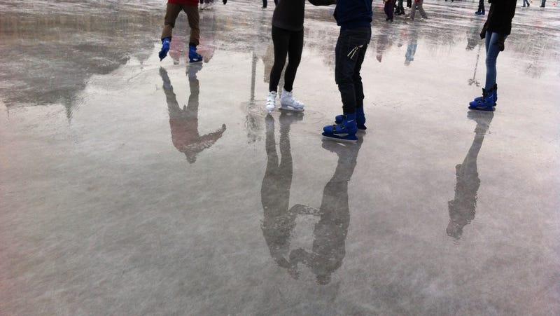 Illustration for article titled Az is lehet, hogy jövőre nemcsak fagyban lesz jég a műjégen