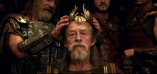 Illustration for article titled Hercules Trailer Shows John Hurt Knows Just What Kind of Film He's In