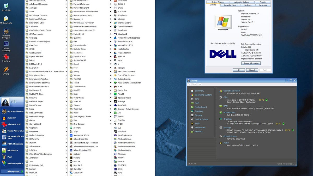 Dell Dimension XPS T500 / Optiplex 390 Hybrid
