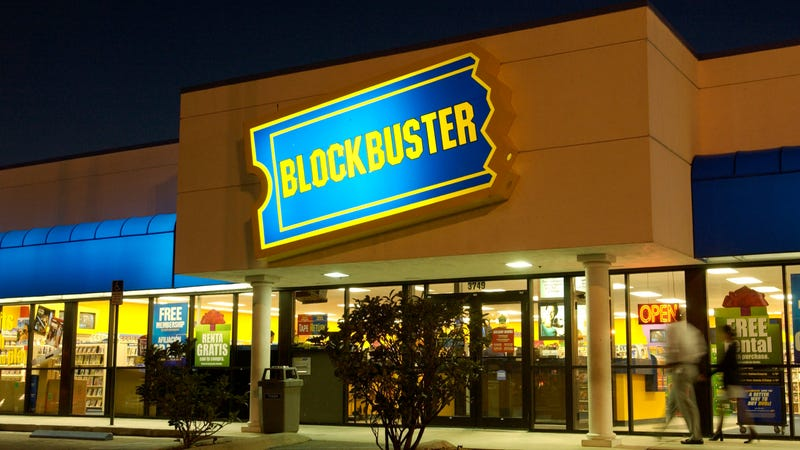 Image result for blockbuster