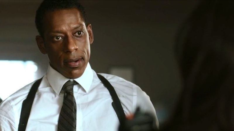 Illustration for article titled Orlando Jones is developing a biopic about a cult deprogrammer