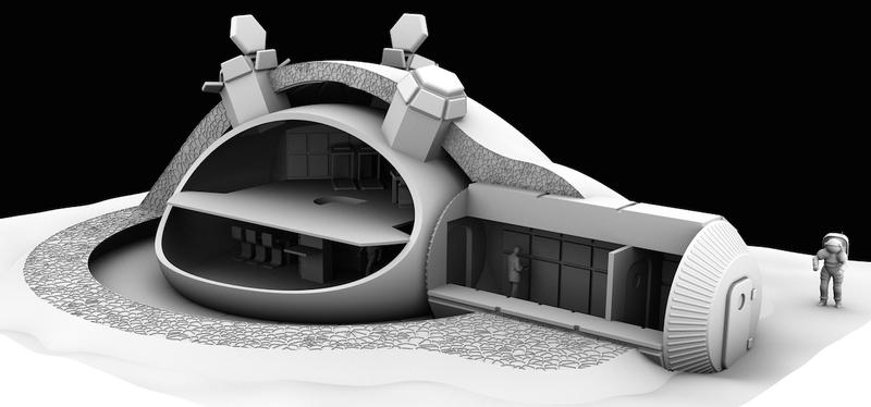 Illustration for article titled El futuro de la exploración espacial podría estar impreso en 3D