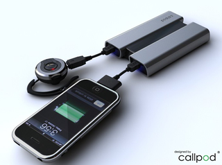 Illustration for article titled Callpod's Fueltank Is Two Gadgets, One Charger