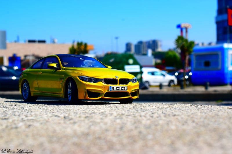 Illustration for article titled LaLD ///May - 2014 BMW M4