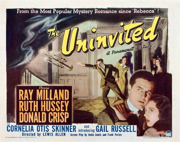 ira joel haber-cinemagebooks: The Uninvited 1944 |The Uninvited Movie 1944