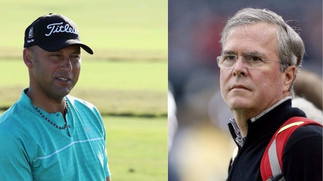 Report: Jeb And Jeets On The Ropes