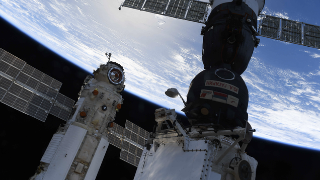 The ISS Backflipped Out of Control After Russian Module Misfired, New Details Reveal