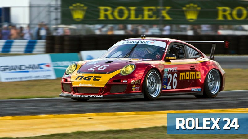 Illustration for article titled The 2012 Rolex 24 Hours At Daytona: Day One