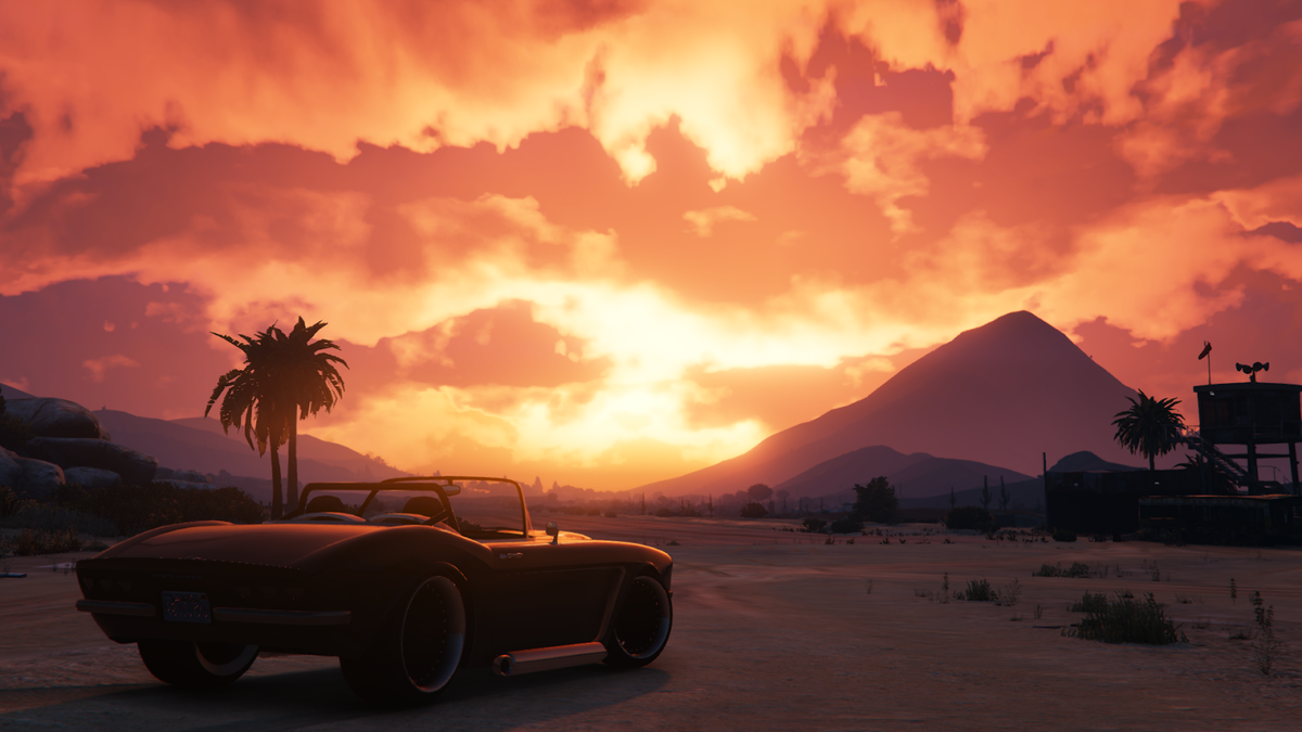 Grand Theft Photo Why These Gta Shots Look So Damn Good
