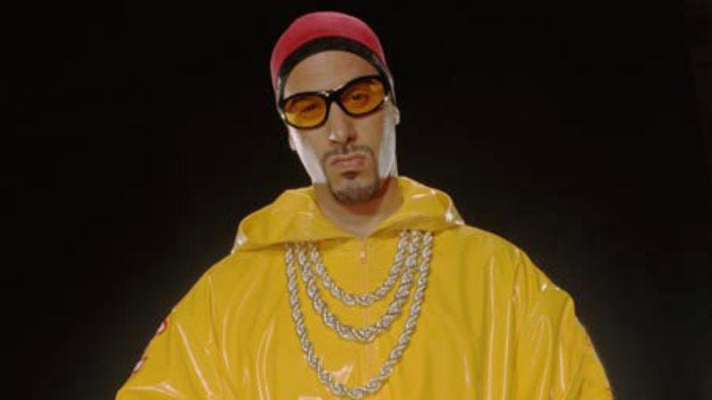 Illustration for article titled FX and Sacha Baron Cohen are bringing back Ali G