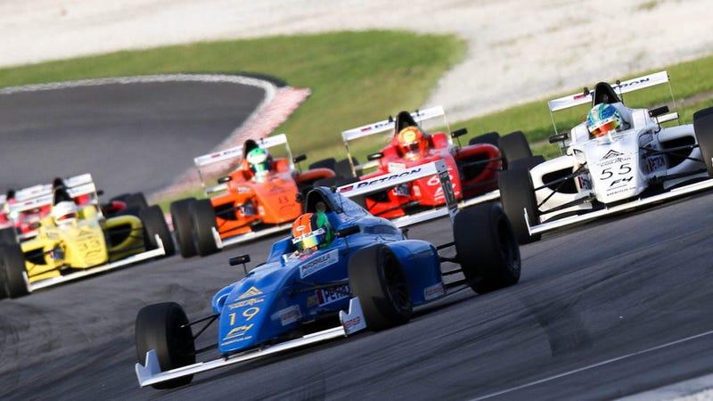 Image via Formula 4 Southeast Asia