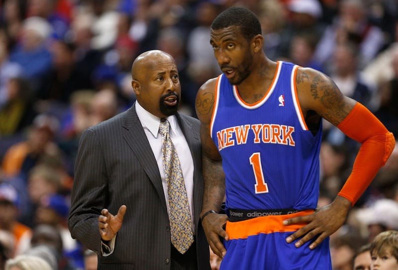 Illustration for article titled Amar'e Stoudemire To Get Knee Surgery, Out For Six Weeks