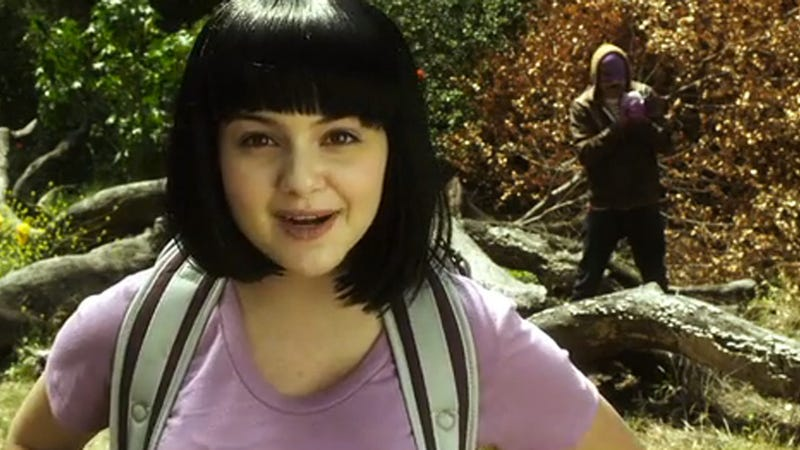 Illustration for article titled Dora the Explorer Gets a Badass Makeover With the Help of Modern Family's Ariel Winter