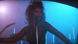 Screenshot from the film Action JacksonYouTube screenshot