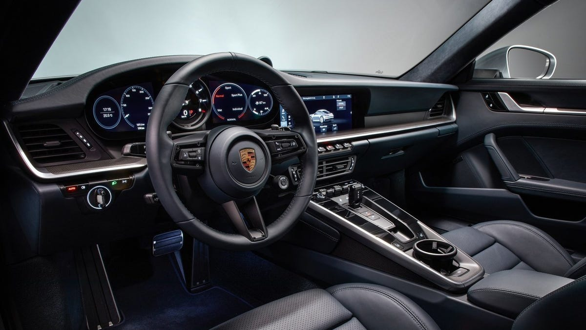 Here S How The 2020 Porsche 911 Is Different From The Old One