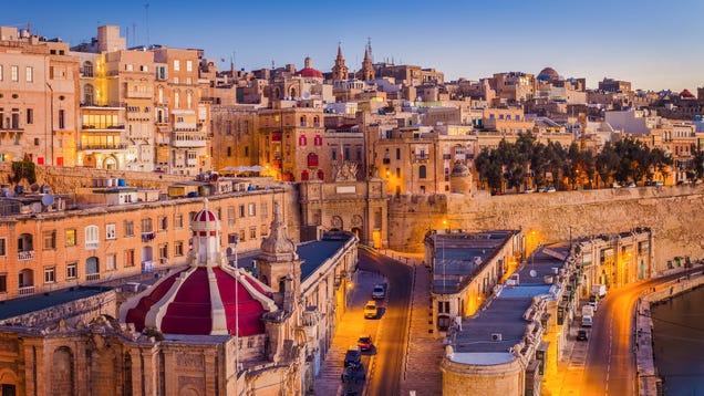 Get Paid 200 Euros to Visit Malta This Summer