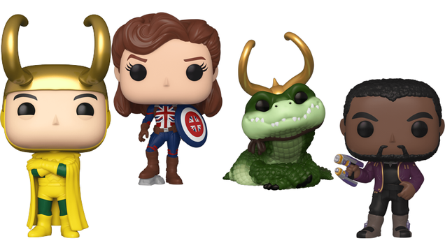 What If... We Looked at New Marvel Disney+ Pops From Funko?