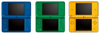 Illustration for article titled Nintendo Portables Getting New Colors, Lower Prices in Japan