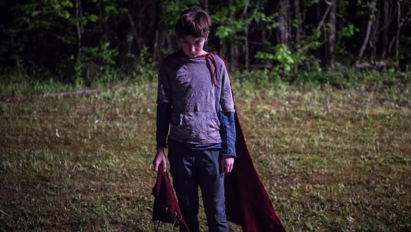 """Illustration for article titled Brightburn doesn't live up to its """"Superman as bad seed"""" premise"""