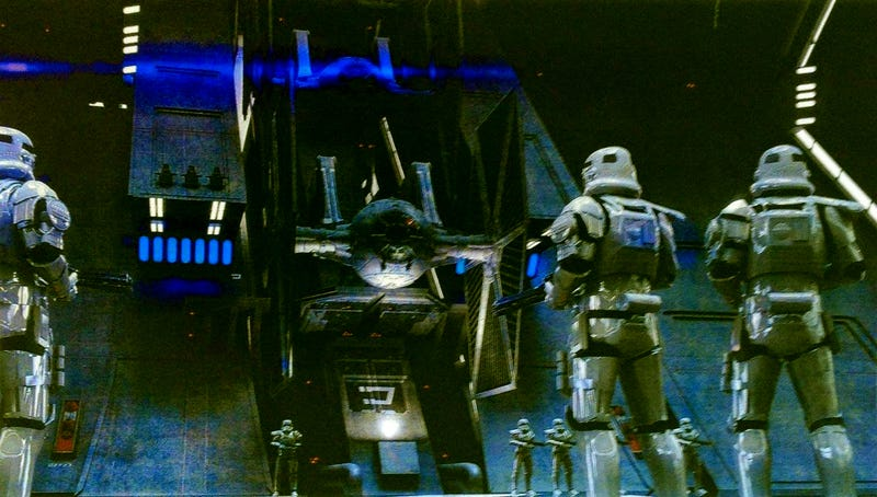 Illustration for article titled All the Star Wars: The Force Awakens concept art leaked so far