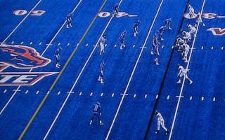 Illustration for article titled Boise State Forbidden From Wearing All Blue Everything On All Blue Field