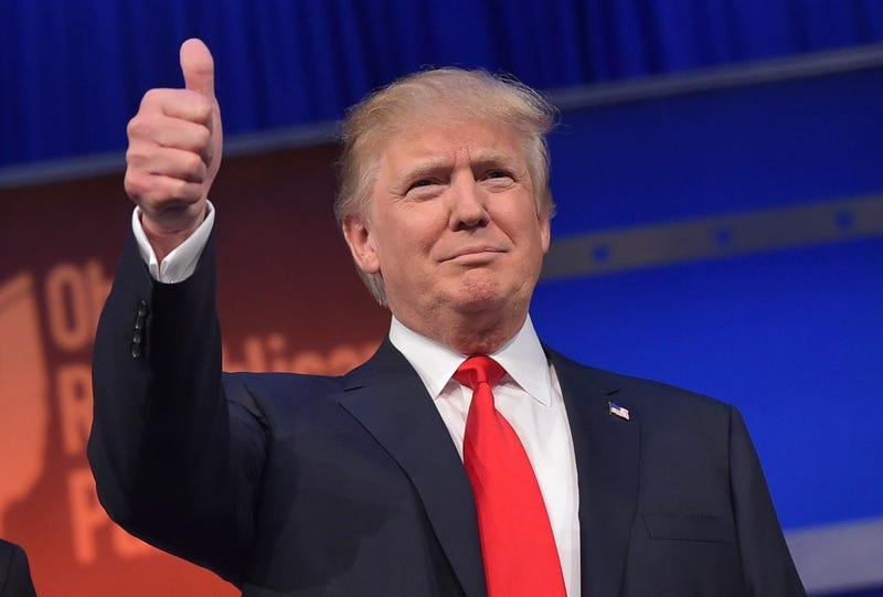 Donald Trump  in 2015MANDEL NGAN/AFP/Getty Images
