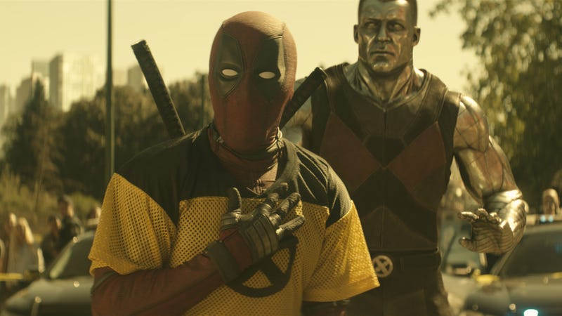 Illustration for article titled Deadpool was originally going to be a Dadpool in the sequel