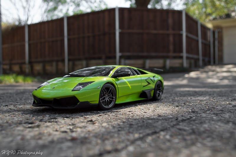 Illustration for article titled Lamborghini Murcielago SV Review