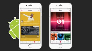 Illustration for article titled Apple Music Is Coming to Android for $10 a Month