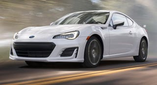 Subaru BRZ Gets Five More Horsepower; The Game Will Never Be The ...