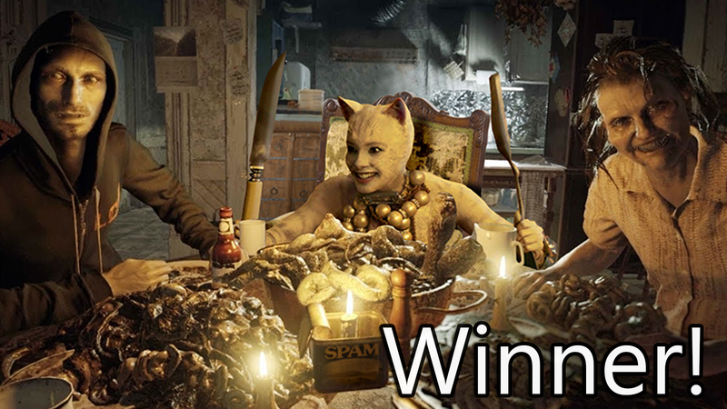Illustration for article titled 'Shop Contest: OH GOD, CATS, Winners!