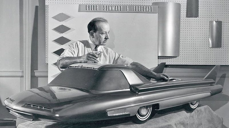 Illustration for article titled Nuclear-Powered Vehicle Concepts from the Mid-20th Century
