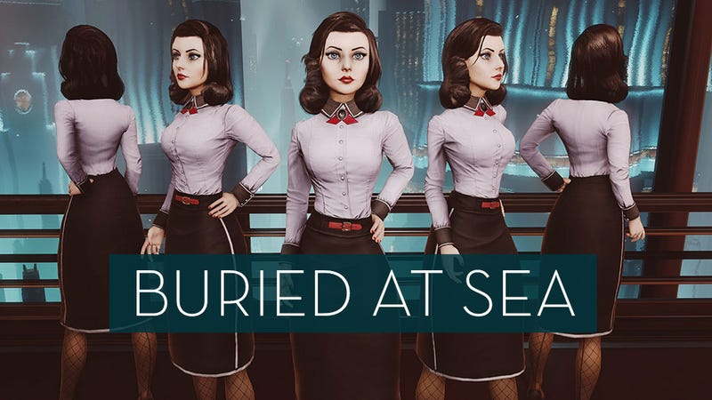 Illustration for article titled BioShock's Characters Were Not Born. They Had To Be Made.