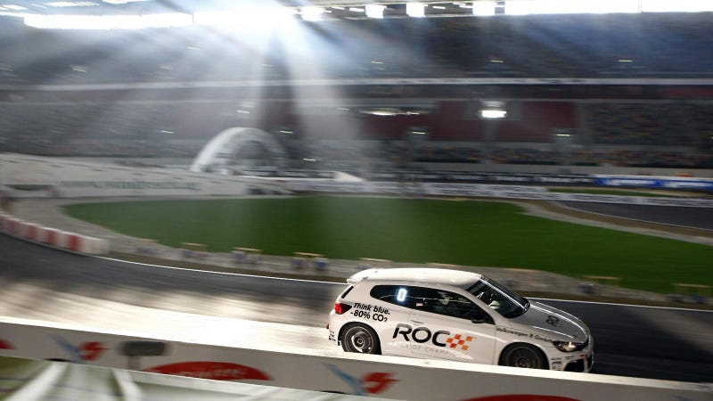 Illustration for article titled Your ridiculously cool Volkswagen Scirocco R-Cup wallpaper is here
